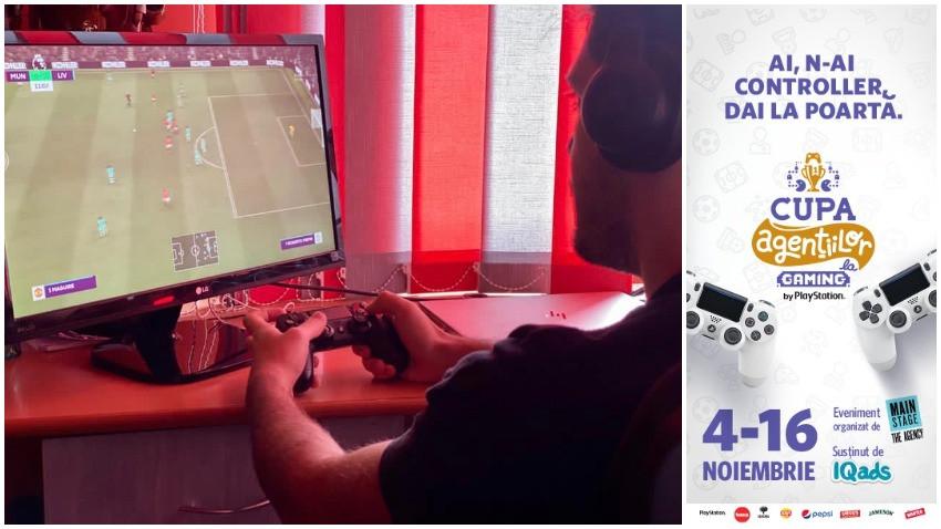 [Cupa Agentiilor la Gaming] Razvan Badea: Am fost incantat sa dau peste adversari puternici, simtind si gustul infrangerii intr-unul din meciurile de inceput