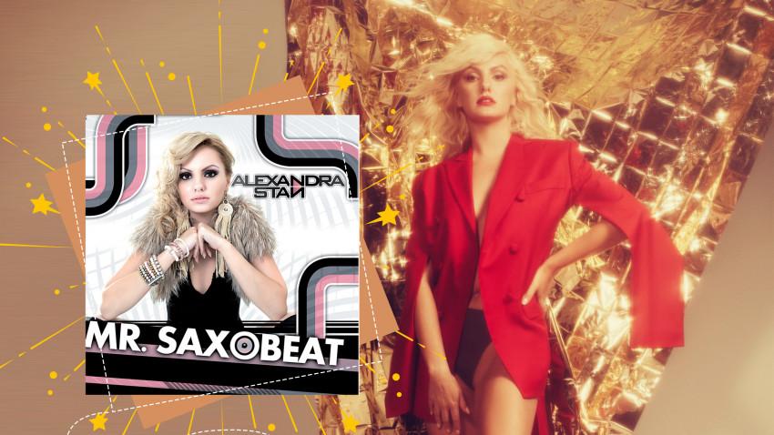 """Alexandra Stan scrie istorie cu mega-hitul """"Mr. Saxobeat"""" - cea mai ascultată piesă românească de pe Spotify"""