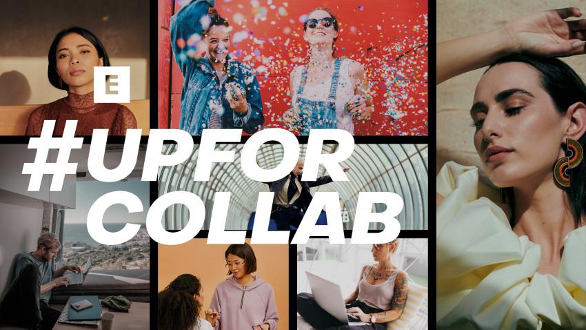 Geometry anunță lansarea platformei internaționale #UpForCollab. O inițiativă menită să ofere sprijin oamenilor din industriile creative în contextul pandemiei