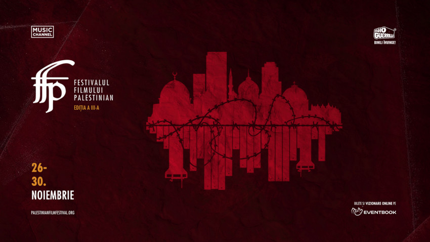 Povești de iubire și incursiuni în trecut, la a treia ediție a Festivalului Filmului Palestinian