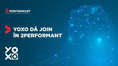 YOXO dă join în 2Performant. Cu tracking în aplicație și comision dublu până la finalul anului