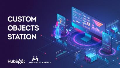 Mediapost Martech optimizează experienţa business-urilor în Hubspot cu o nouă aplicaţie, Custom Objects Station