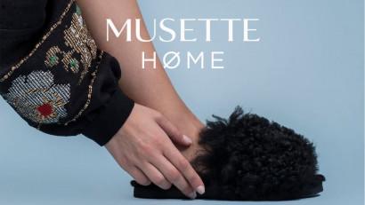 Musette a lansat inițiativa Be Together at Musette HØME prin care susține brandurile românești