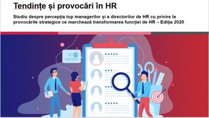 Menținerea unui nivel ridicat de implicare a angajaților, principala provocare din HR în 2020