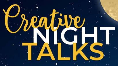 Două ediţii Creative Night Talks în luna decembrie