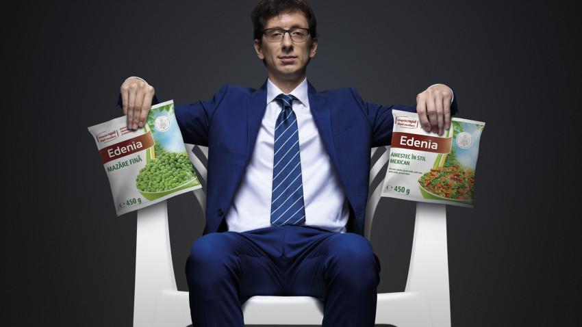 Saatchi & Saatchi + The Geeksdezvăluie totul desprecine esteEduard, președinte de blocși cum vrea el să facălumea un bLOC mai bun