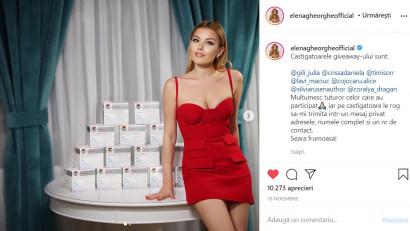 Doppelherz Kollagen Beauty - Elena Gheorghe