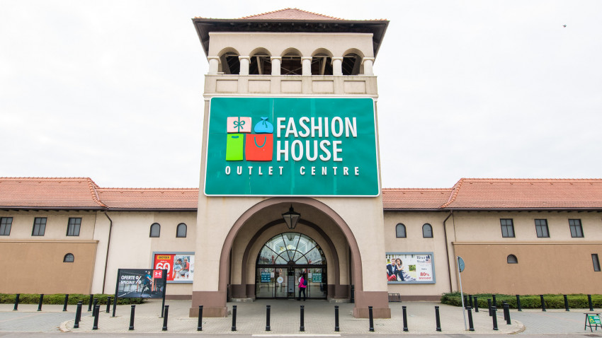 FASHION HOUSE Outlet Centre Militari aniversează 12 ani