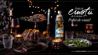 Gătește un Crăciun așa cum simți cu Floriol și WOPA