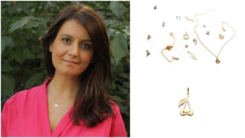 [Buy local] Anca Negescu: Am început să-mi desenez trăirile într-o manieră minimalistă, pentru a mă relaxa. Aceste desene au devenit bijuterii