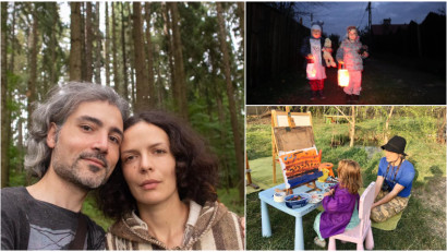 [Viața la țară] Maia Oprea & Samir Văncică: La curte viața e dinamică, nimic nu e de-a gata. Toate se întâmplă treptat, ciclic, necesitând răbdare și voință de adaptare la schimbare