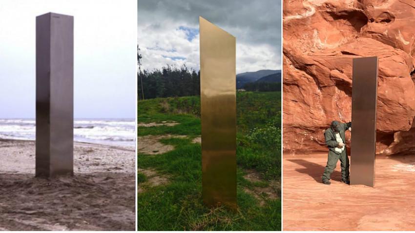 Cinci fragmente de monolit reptilian IAB Mixx ajung la Sector 7 HUB