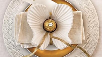 Decorează sărbătorile cu specialitățile Ferrero