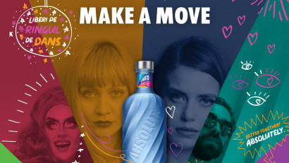 Absolut - Make a Move