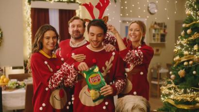 Vin sărbătorile cu Lay's sub pomul de Crăciun, iar Secret Santa-i pe TikTok