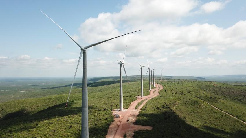 Enel Green Power începe construcția unei noi capacități de energie regenerabilă de 1,3 GW, în Brazilia