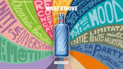Absolut - Absolut Movement