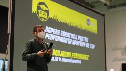 [UnViitorMaiBun] Vlad Andronescu, CSU Știința București: Cea mai mare provocare a fost să ne adaptăm situației în care pregătirea sportivilor trebuia continuată de la distanță