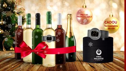 Wine of Moldova, în parteneriat cu TopDrinks.ro, lansează cea mai vastă selecție onlinede vinuri din Republica Moldova