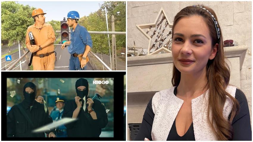 """Primul spot VR de promovare al unui serial HBO Europe (""""Bani negri"""")"""