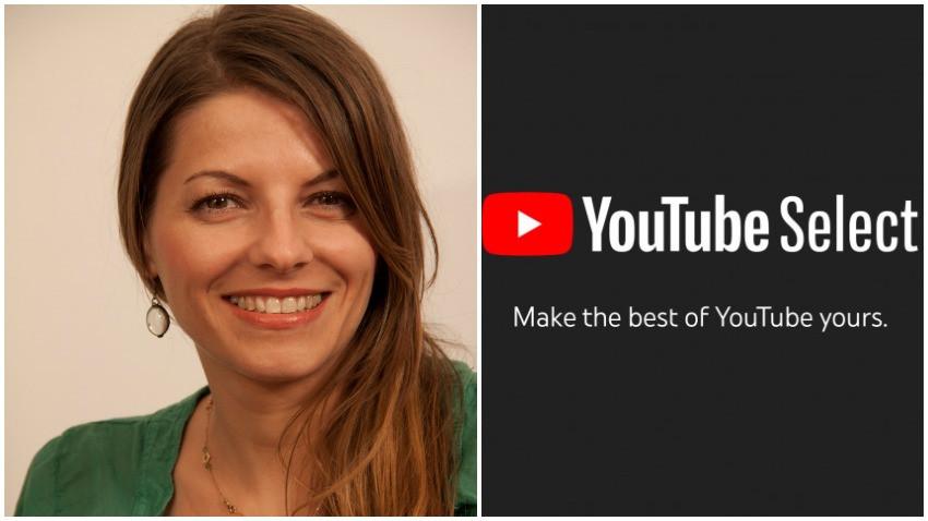 Aneta Pleșa: YouTube Select este un mod de a cumpăra publicitate similar celui din TV. Conținut premium, cel mai vizionat, la un CPM fix