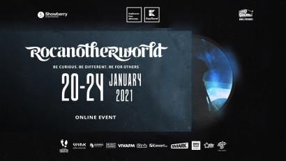 Festivalul Rocanotherworld va avea o ediție de iarnă, online, între 20 – 24 ianuarie
