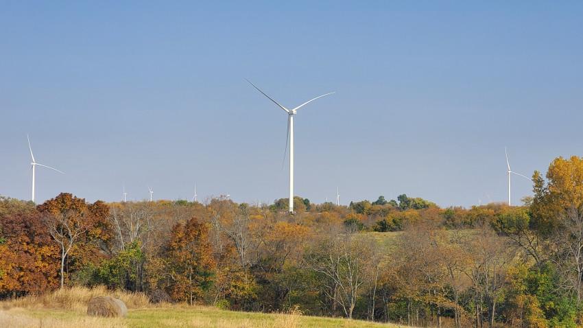 Enel Green Power pune în funcțiune două noi parcuri eoliene în SUA, inclusiv cea mai mare centrală operațională de energie regenerabilă din lume