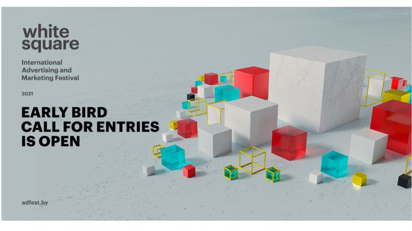 White Square Advertising Festival opened early bird call for entries