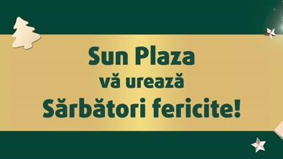 Sun Plaza - Aprinderea Luminitelor