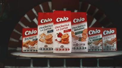 Chio La Cuptor - Crocantele si Stickletti