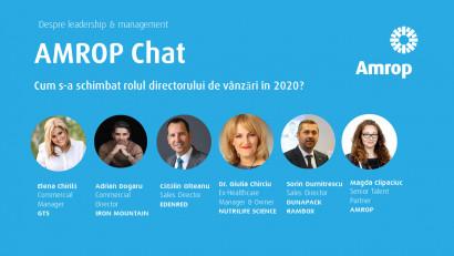 Cum s-a schimbat rolul directorului de vânzări în 2020?