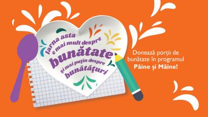 Bolt Food șiWorld Vision România livrează BUNĂTATE la pachet în luna ianuarie