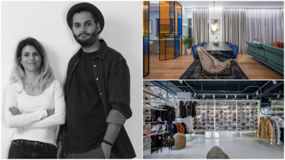 [Spațiul necesar] Omid și Ilinca Ghannadi: Legătura cu natura este una dintre cele mai mari nevoi de acum ale clienților. Sunt mai generoși în ceea ce privește traiul lor
