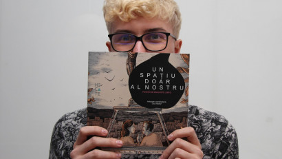 Luca Istodor: E nevoie de cât mai multe cărți despre noi. E nevoie de artă făcută de noi, despre noi, de filme queer la cinema, de expoziții ale artiștilor queer