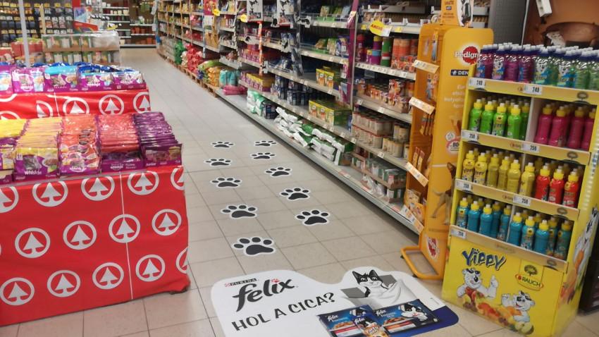 Când brandurile concurează în a oferi cumpărătorilor experiențe de shopping inedite, supermarketul câștigă