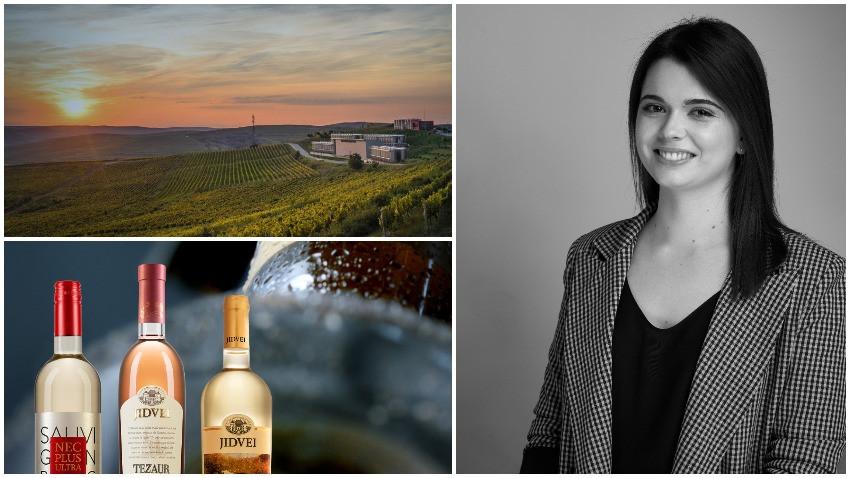 Ana Necșulescu, Jidvei: Dorim să punem România pe harta viticulturii și vinificației la nivel mondial, un obiectiv ambițios pe care îl îndeplinim pas cu pas