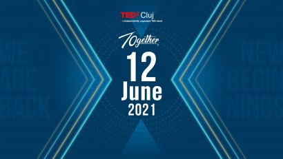 TEDxCluj 2021 Together marchează un deceniu de când aduce oameni și povești împreună