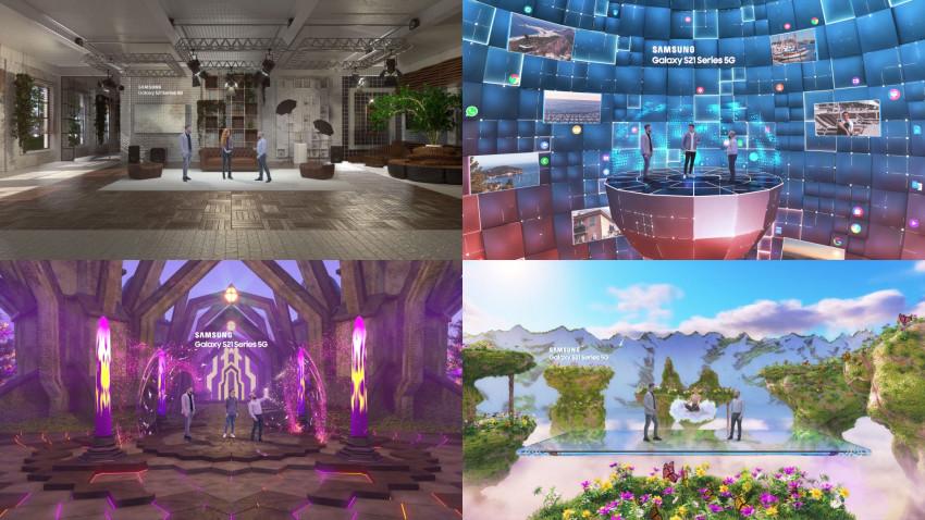 Mindscape Studio a dezvoltat evenimente virtuale premium pentru brandurile Samsung, Brand Minds și Elrond