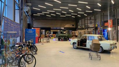 Galeria SENAT - cel mai nou spațiu expozițional dedicat industriilor creative își continuă proiectele în 2021