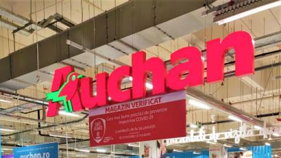 Auchan și Glovo: parteneriat pentru livrări la domiciliu în maximum 60 de minute, în 18 orașe