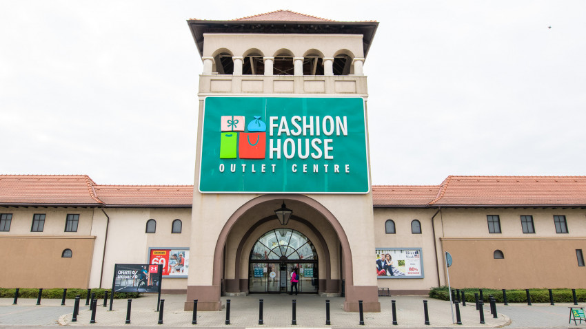 FASHION HOUSE Outlet Centre Militari adaugă două noi branduri celebre: United Colors of Benetton și Liu Jo