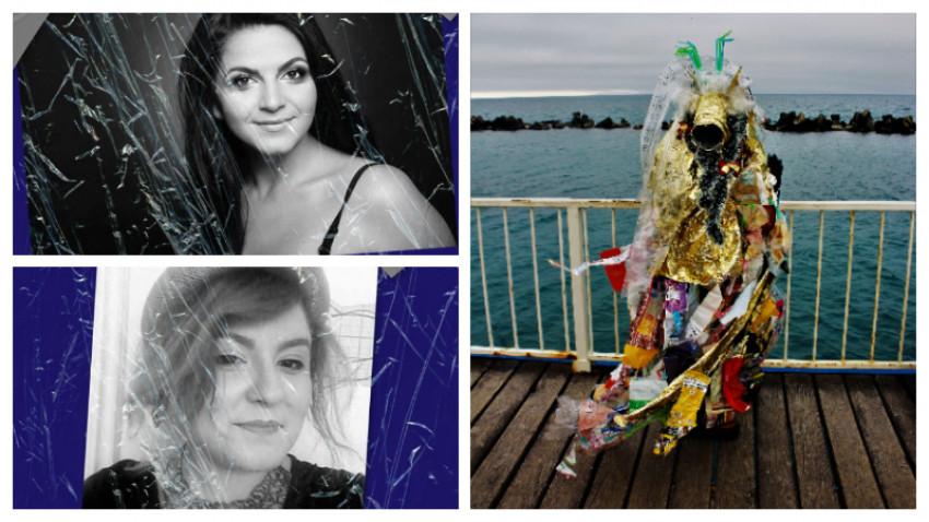 Georgiana Vlahbei și Alina Tofan: Am gândit versiunea noastră eco de Capră în speranța unei reînnoiri a obiceiurilor de consum