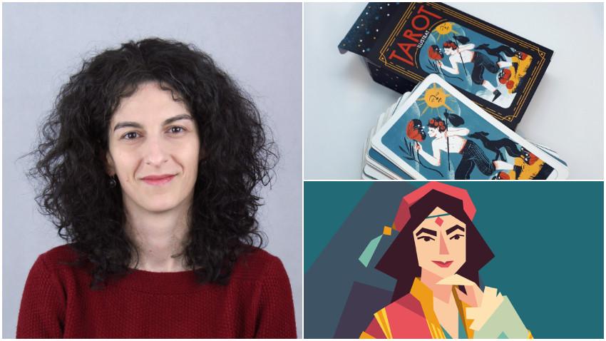 [Art & Magic] Maria Surducan: Eu ofer traduceri vizuale ale unor trăiri emoționale - și mai mult, încerc să recreez trăirile respective în privitor