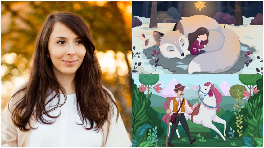 [Art & Magic] Laura Măhăleanu: Tot mai multe businessuri aleg să își comunice mesajele sau să-și construiască identitatea cu ajutorul ilustrațiilor
