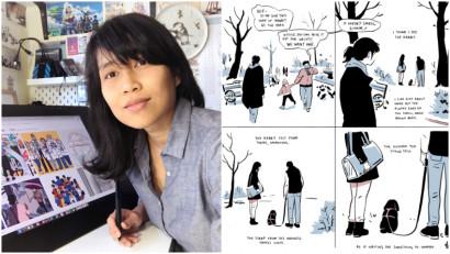 [Art & Magic] Tuan Nini: Vad mai mult artivism acum, mai multa atentie de acordat unor subiecte socio-politice stringente