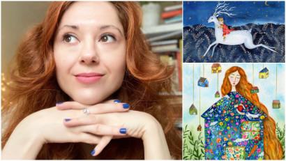 [Art & Magic] Andreea Molocea: Am avut în jurul meu un grup de oameni care mă urmăreau ca activistă feministă, apoi ei au rămas lângă mine când am început să cresc în direcția artistică