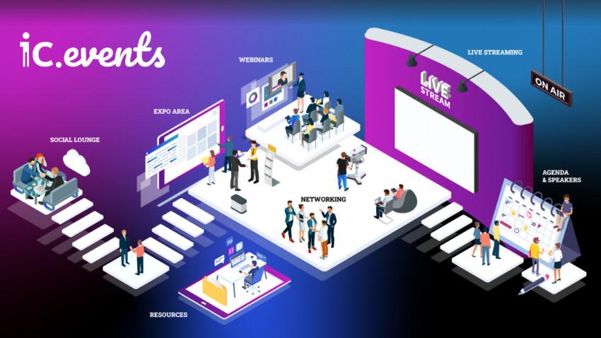 InternetCorp lansează IC Events – Platforma care aduce evenimentele din offline în era digitală