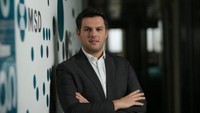MSD România anunță numirea lui Kostas Papagiannisîn poziția de Director General
