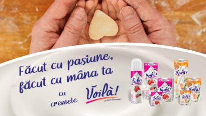 [Case Study] Făcut cu pasiune, făcut cu mâna ta – o campanie națională marca Line Agency pentru creșterea notorietății brandului Voila