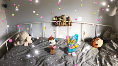 Grupul LEGO și Universal Music Group dezvăluie întreaga gamă LEGO® VIDIYO™. L.L.A.M.A - prima minifigurină LEGO® care semnează cu o casă globală de discuri